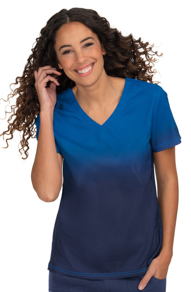 Koi Lite Reform Scrub Top