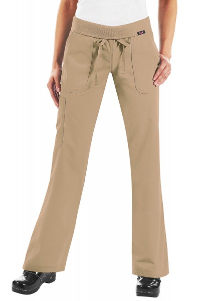 Koi Morgan Trousers - Camel