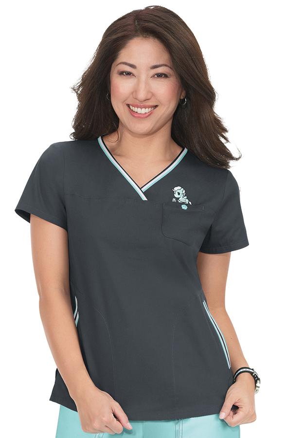 233a373bc58 Koi Ashley Tokidoki Unicorno Top - Limited Edition   Nurses Uniforms    Scrubs   Nurses Uniforms Ireland   Lab Coats   Uniforms   Happythreads