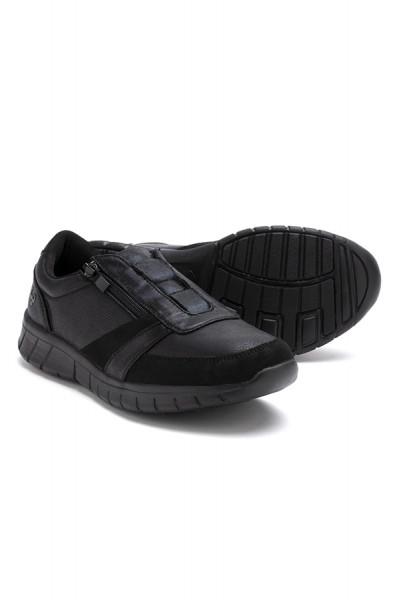 Suecos Leo Trainers - Black