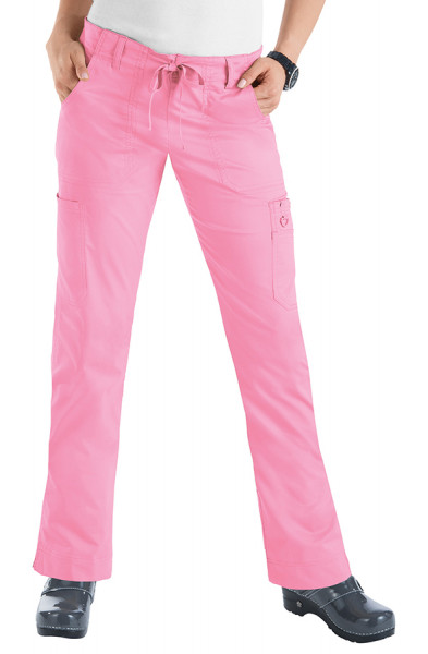 Koi Stretch Lindsey Trousers - More Pink