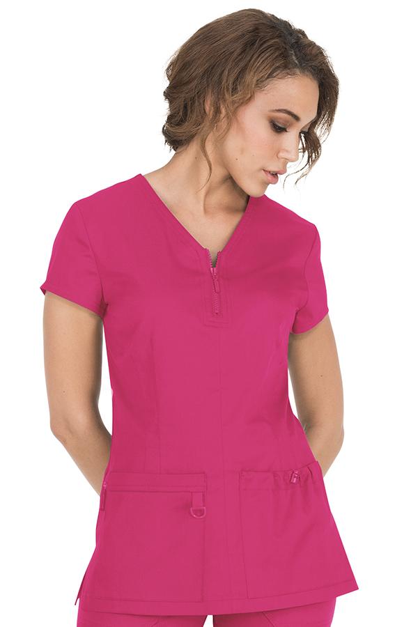 2e29f11db23 Koi Stretch Mackenzie Top | Nurses Uniforms | Scrubs | Nurses Uniforms  Ireland | Lab Coats | Uniforms | Happythreads