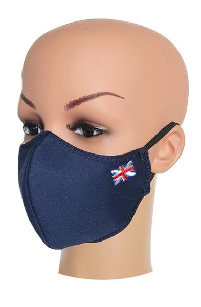 Happy Face Mask - UK Flag