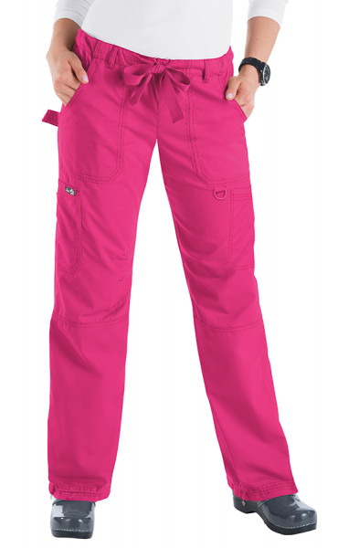 Koi Lindsey Trousers - Flamingo