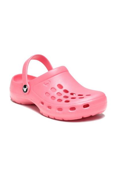 Suecos Loki Childrens Clog - Pink