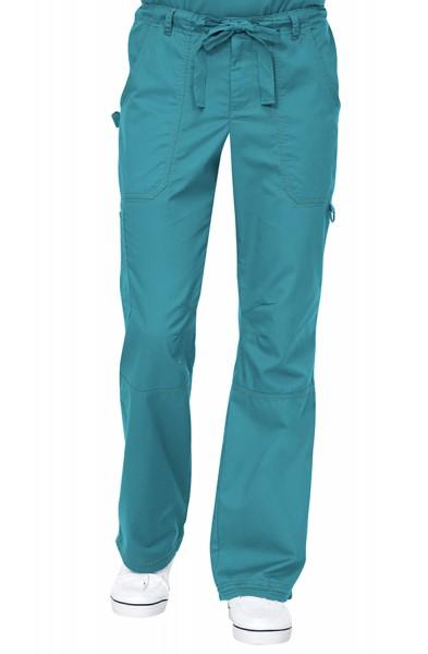 Koi James Trousers - Turquoise