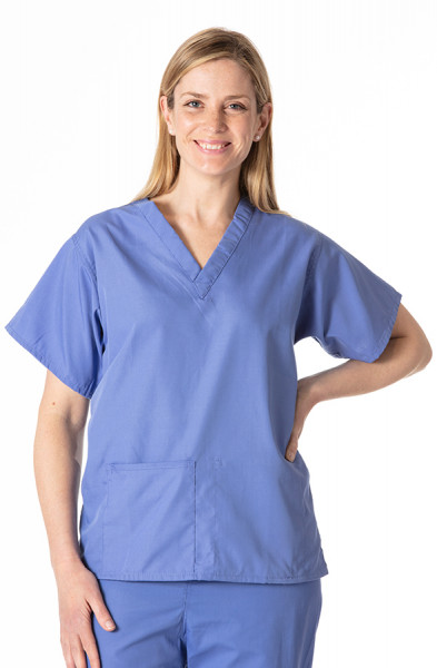 Budget Scrub Top